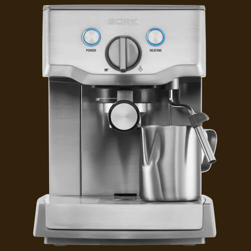 Ремонт кофемашин, кофеварок Bork