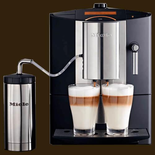 Ремонт кофемашин, кофеварок Miele