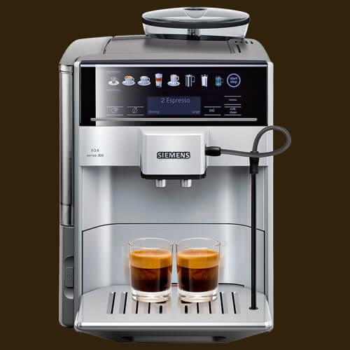 Ремонт кофемашин, кофеварок Siemens
