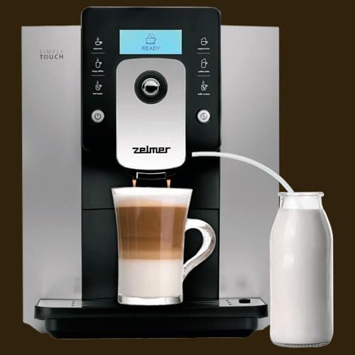 Ремонт кофемашин, кофеварок Zelmer