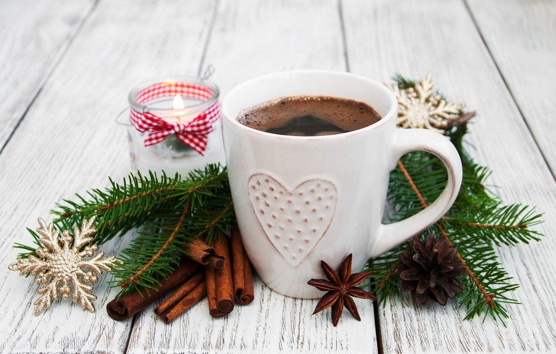 С Новым Годом и Рождеством! - СЦ Ремонт Кофемашин